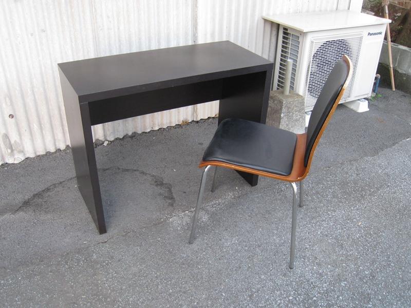 木製テーブル・イスセット