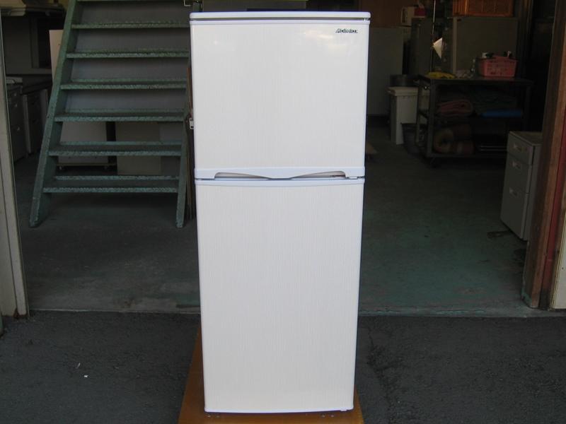 Abitelax 冷蔵庫 16年製 138L