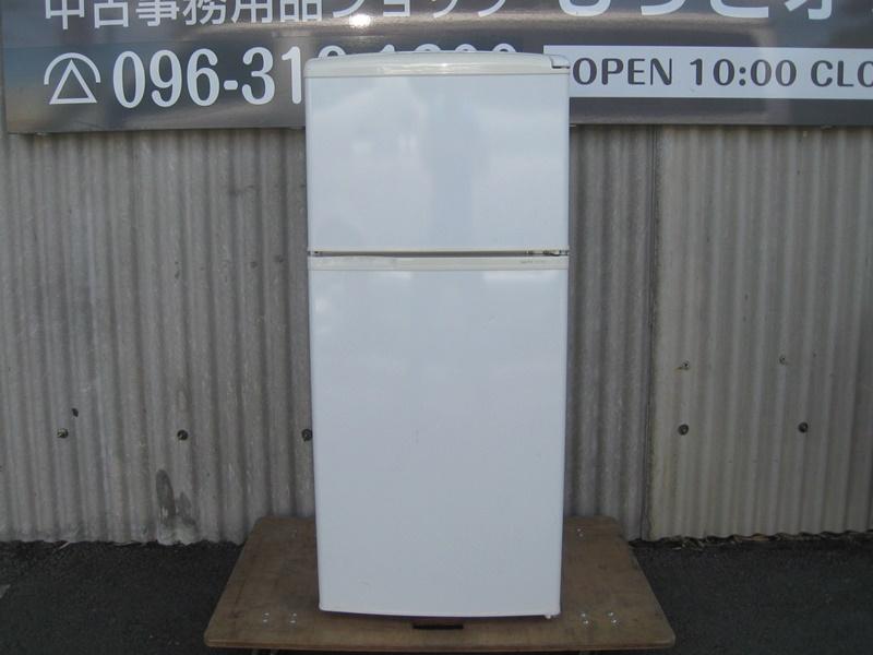 冷蔵庫 2ドア 109L