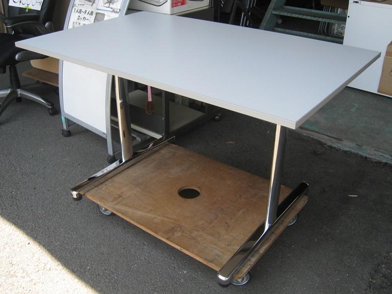ウチダ ミーティングテーブル W1200