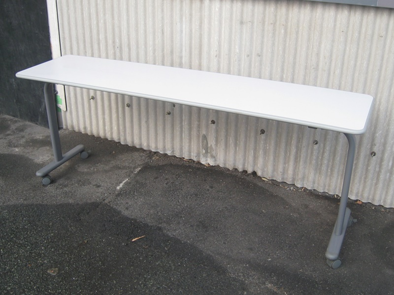 ウチダ スタックテーブル W1800