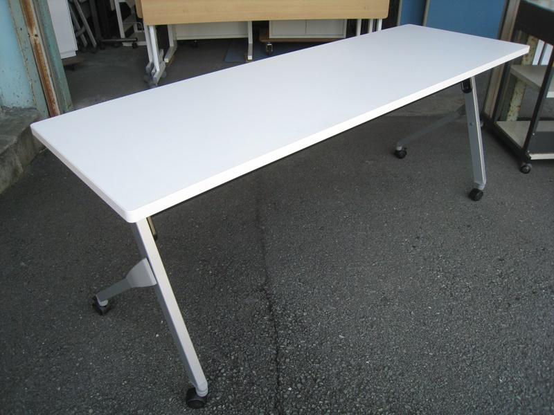 オカムラ スタックテーブル 1800×600