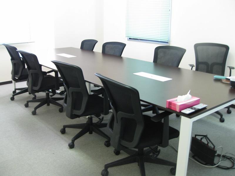 ミーティングテーブル W3600×D1200