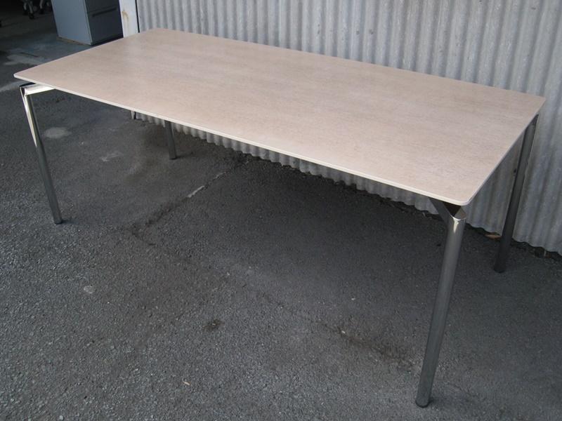 ウチダ ミーティングテーブル W1800