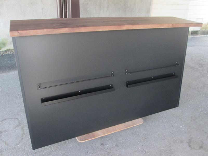 木製 ハイカウンター